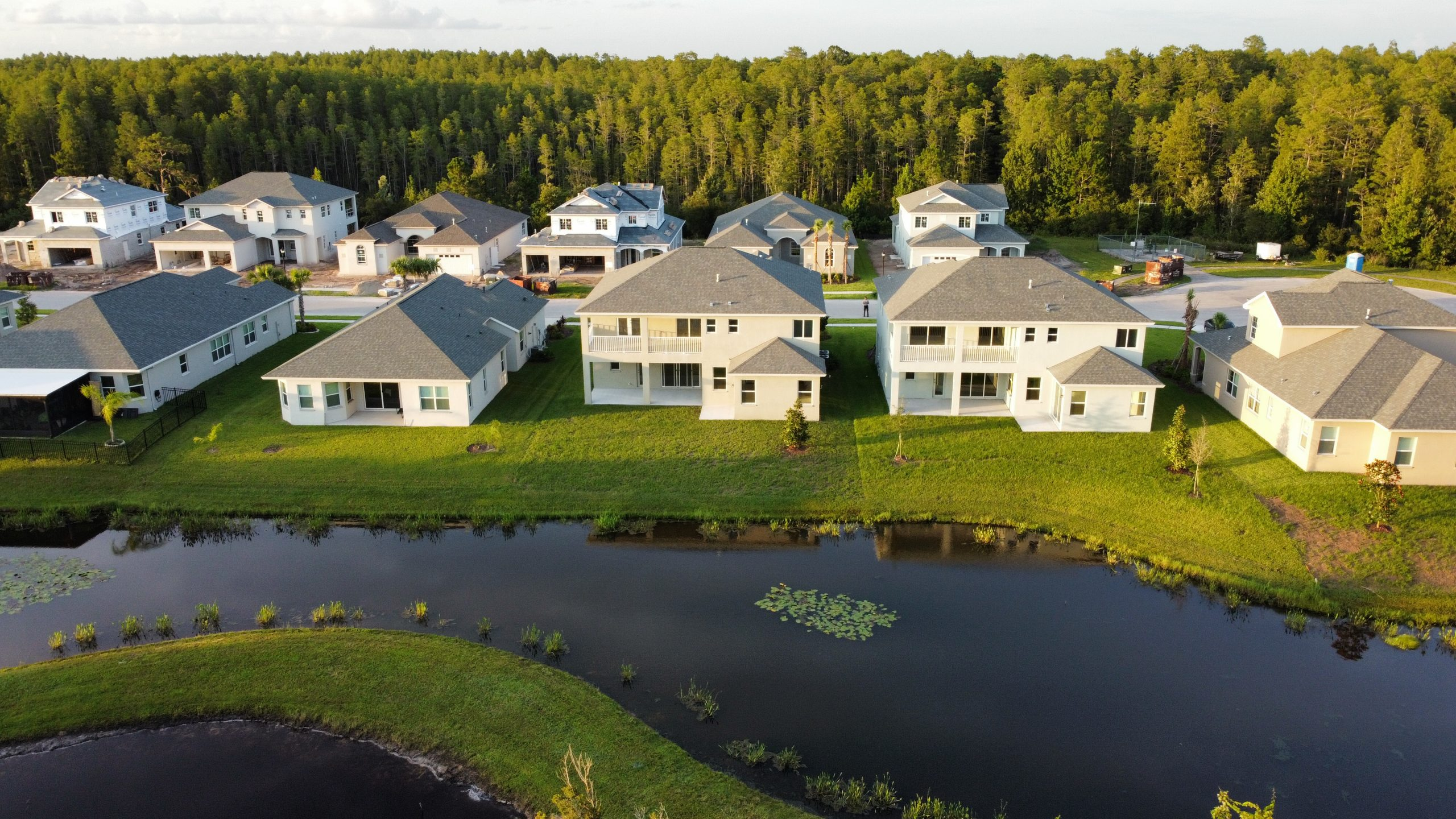 Real-Estate Drone Aerial Photography