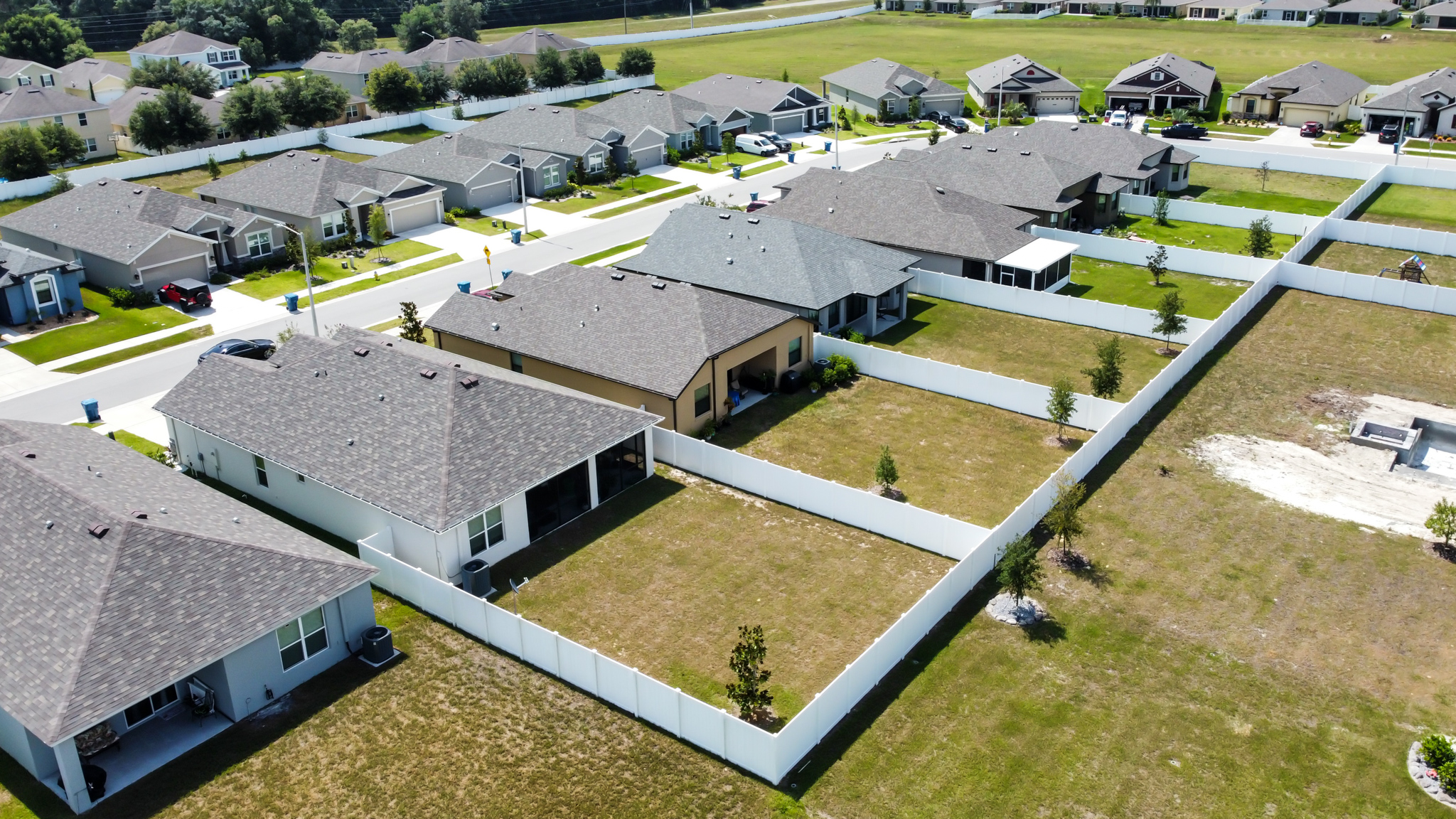 Drone Aerial Exterior Real-Estate Photography